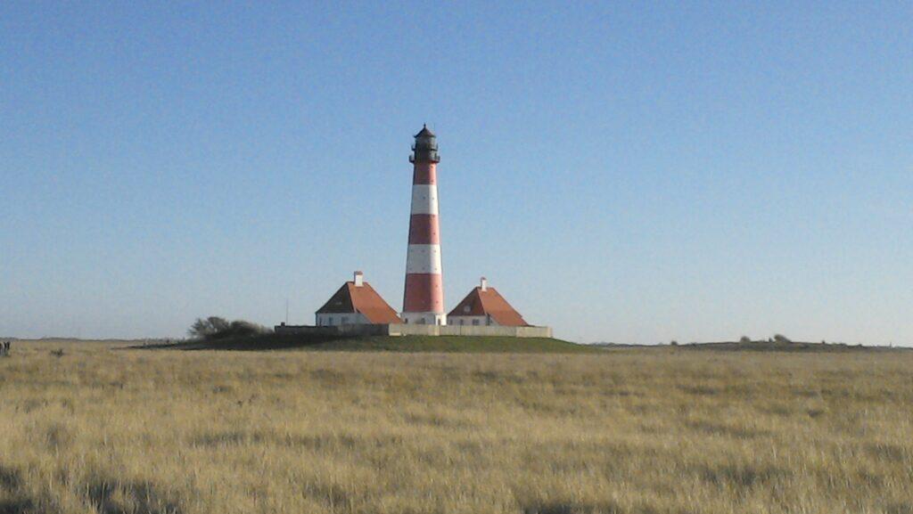 Westerhever Leuchtturm 1